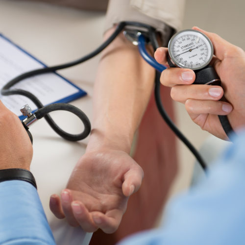 High Blood Pressure education