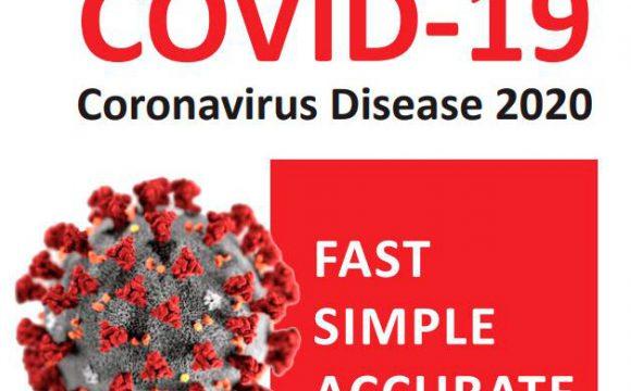 COVID-19 IgG-IgM Rapid Test